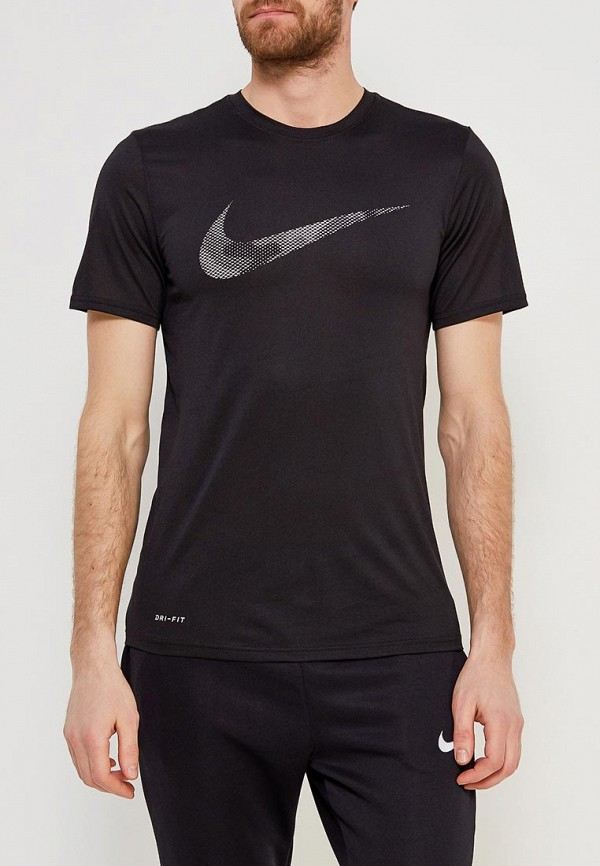 Футболка спортивная Nike Nike NI464EMAACI8 сумка спортивная nike nike ni464bwrym11