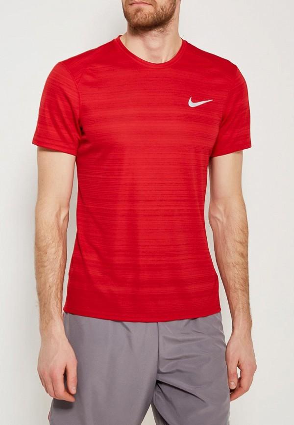 Футболка спортивная Nike Nike NI464EMAACK2 сумка спортивная nike nike ni464bwrym11