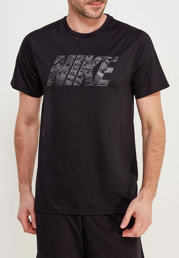 Футболка спортивная Nike Nike NI464EMAACK7 сумка спортивная nike nike ni464bwrym11