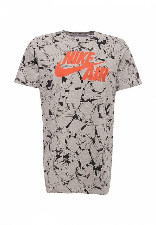 Футболка Nike Nike NI464EMAACP6 nanjiren мужская повседневная футболка круглый воротник