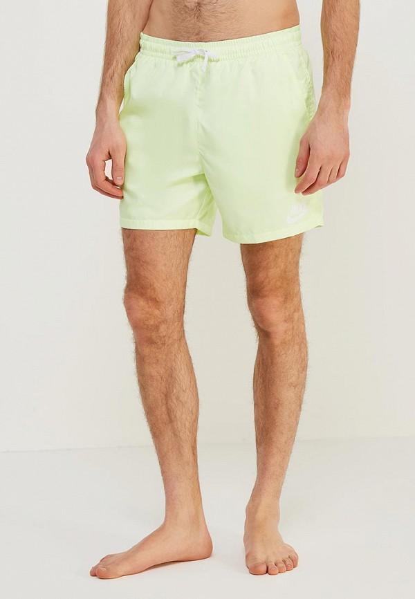 Шорты для плавания Nike Nike NI464EMAADE9 шорты nike шорты cool 9 short