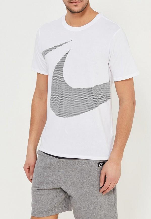 Футболка спортивная Nike Nike NI464EMAADI8 сумка спортивная nike nike ni464bwrym11