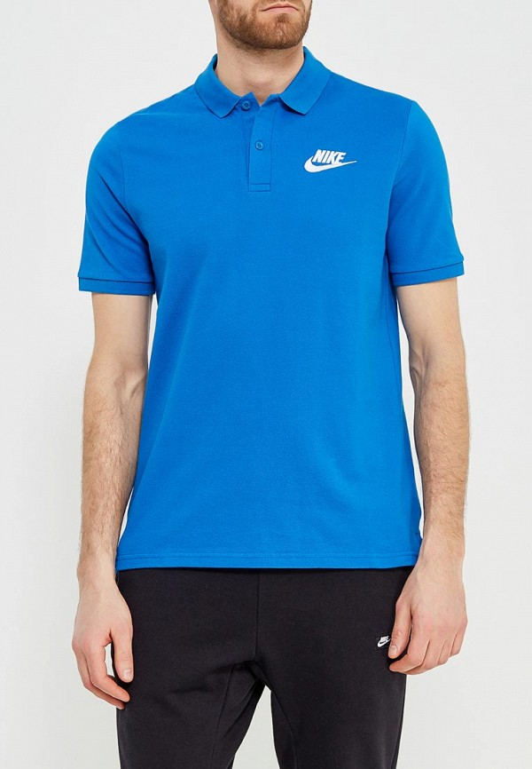 Поло Nike Nike NI464EMAADL6 футболка запорожец sharik grey