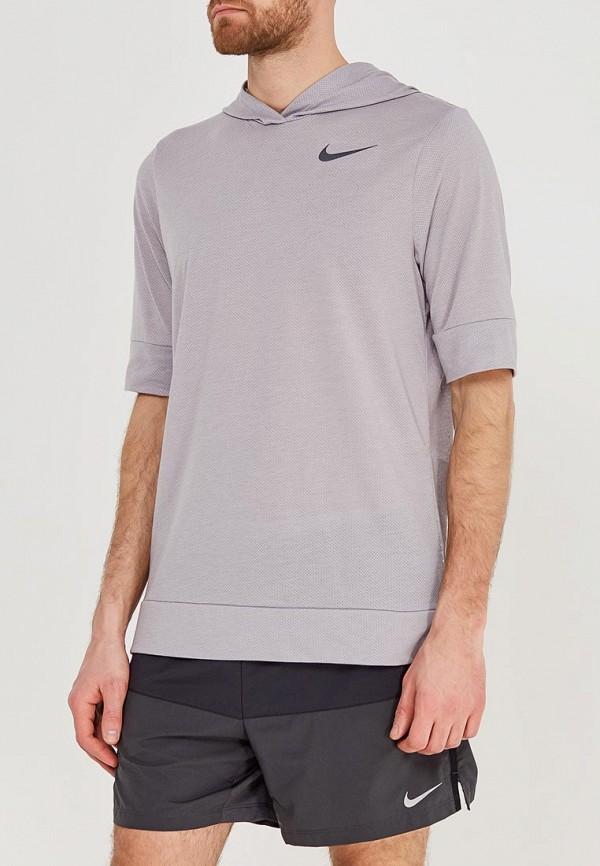 Футболка спортивная Nike Nike NI464EMAADM5 сумка спортивная nike nike ni464bwrym11