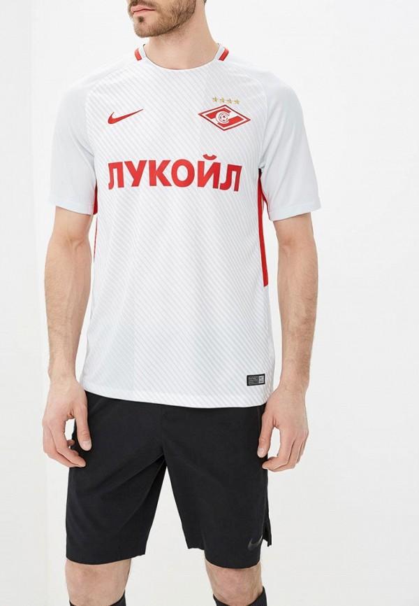 Купить Футболка спортивная Nike, SPM M NK BRT STAD JSY SS HA, NI464EMBBIT1, белый, Весна-лето 2018