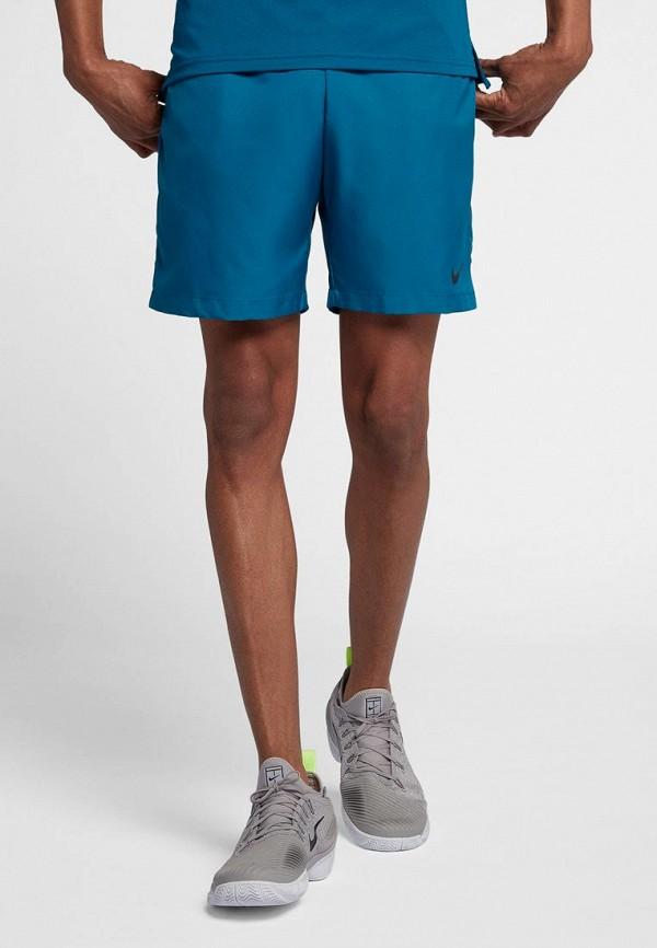 Купить Шорты спортивные Nike, M NKCT DRY SHORT 9IN, NI464EMBBIY1, синий, Весна-лето 2018