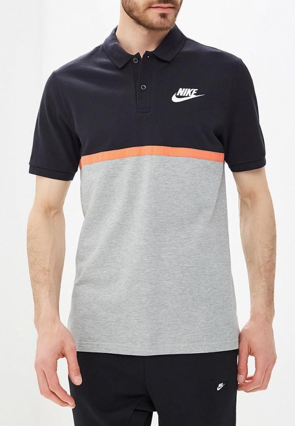 Поло Nike Nike NI464EMBBJE0