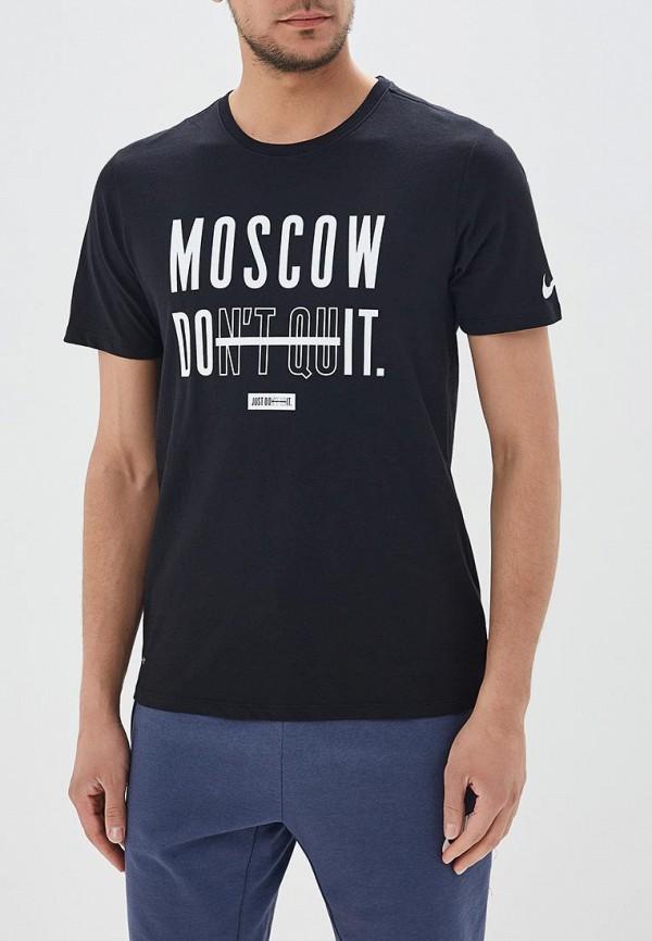 Футболка спортивная Nike Nike NI464EMBBKA0 сумка спортивная nike nike ni464bwrym11