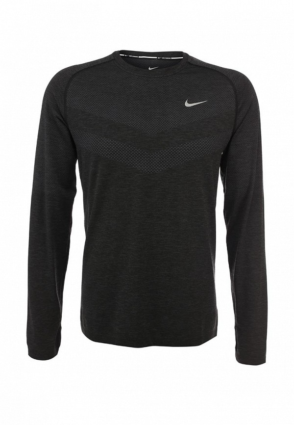 Лонгслив спортивный Nike DRI-FIT KNIT LS