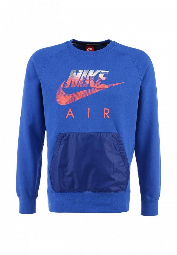 Толстовка Nike (Найк) 678938-480