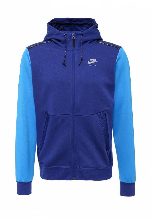Флисовая толстовка Nike (Найк) 727383-455