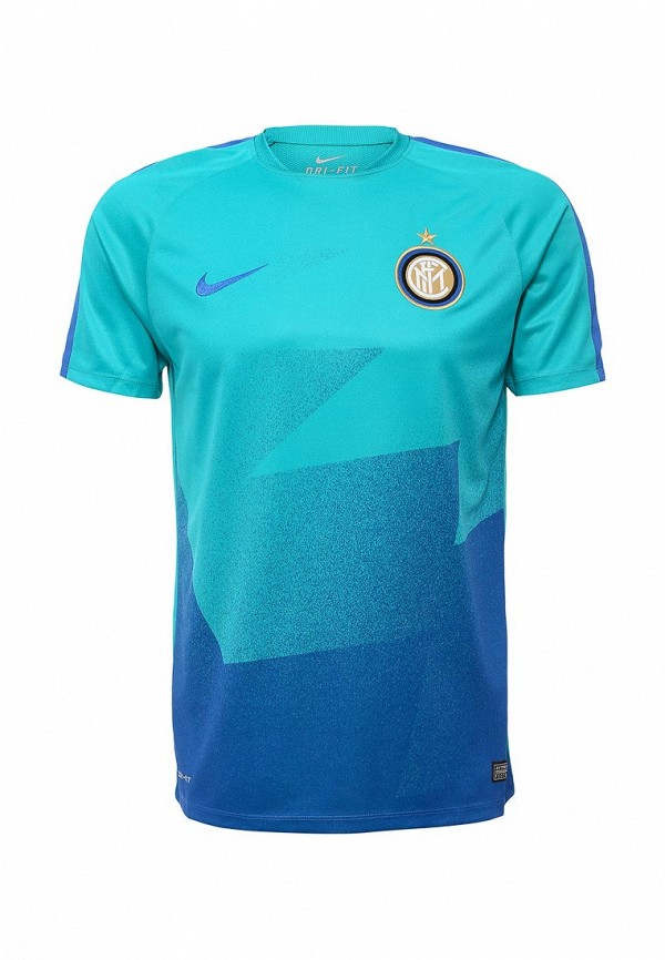 Футболка спортивная Nike INTER FLASH SS PM TOP 1