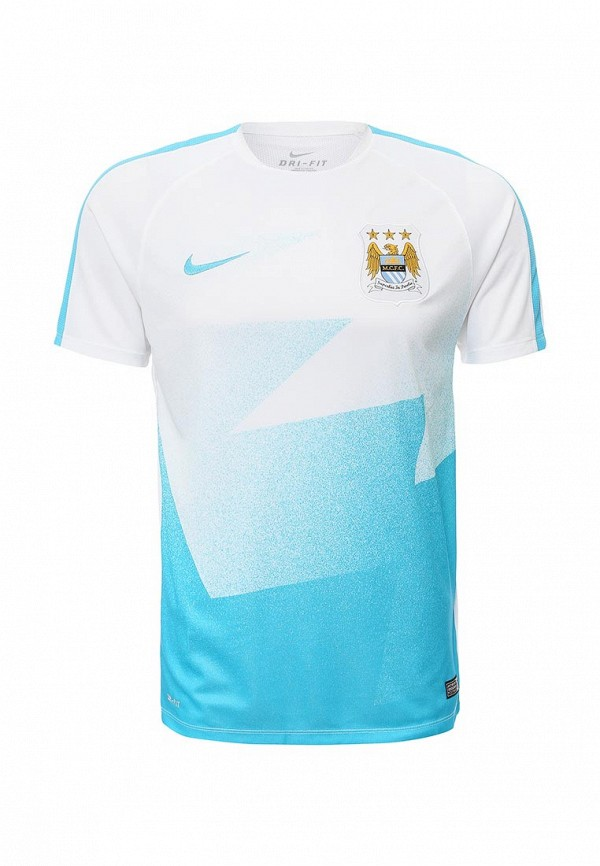 Футболка спортивная Nike MCFC FLASH SS PM TOP 1