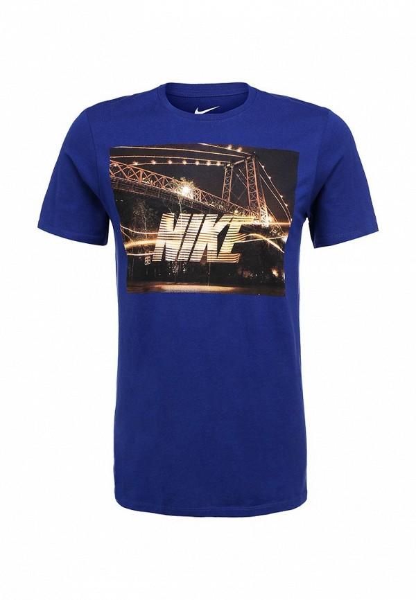 Футболка с фотопринтами Nike (Найк) 739336-455