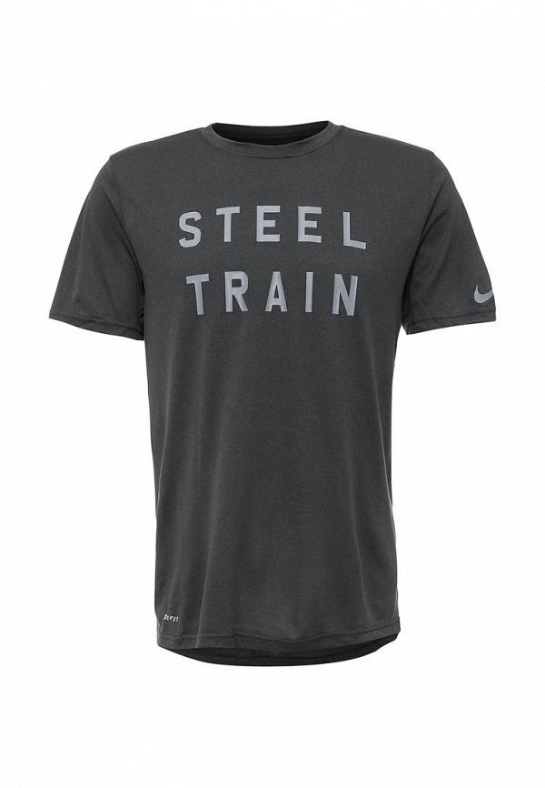 Футболка спортивная Nike LEGEND 2.0 STEEL TRAIN TEE