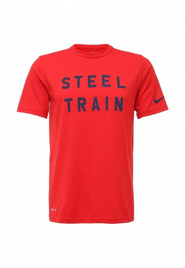 Футболка с надписями Nike (Найк) 739458-657
