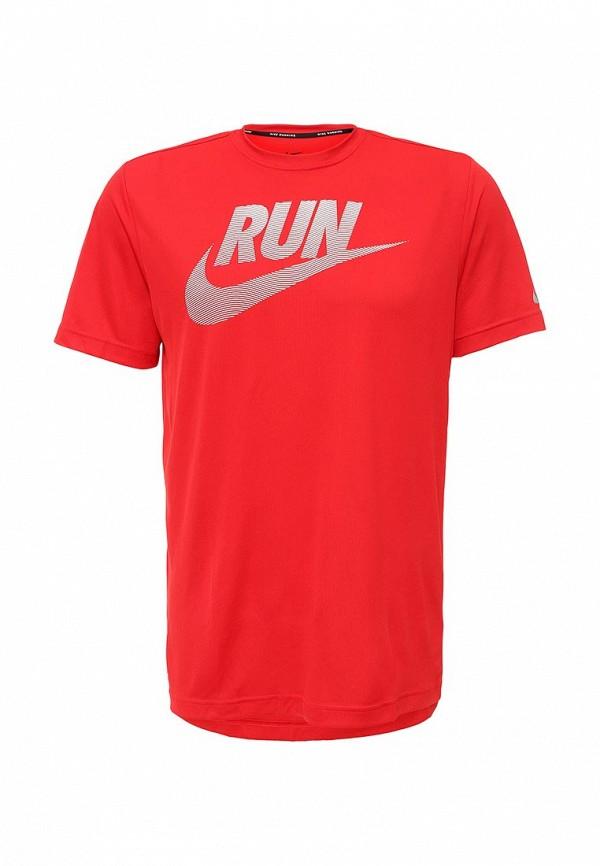 Футболка с надписями Nike (Найк) 743875-657