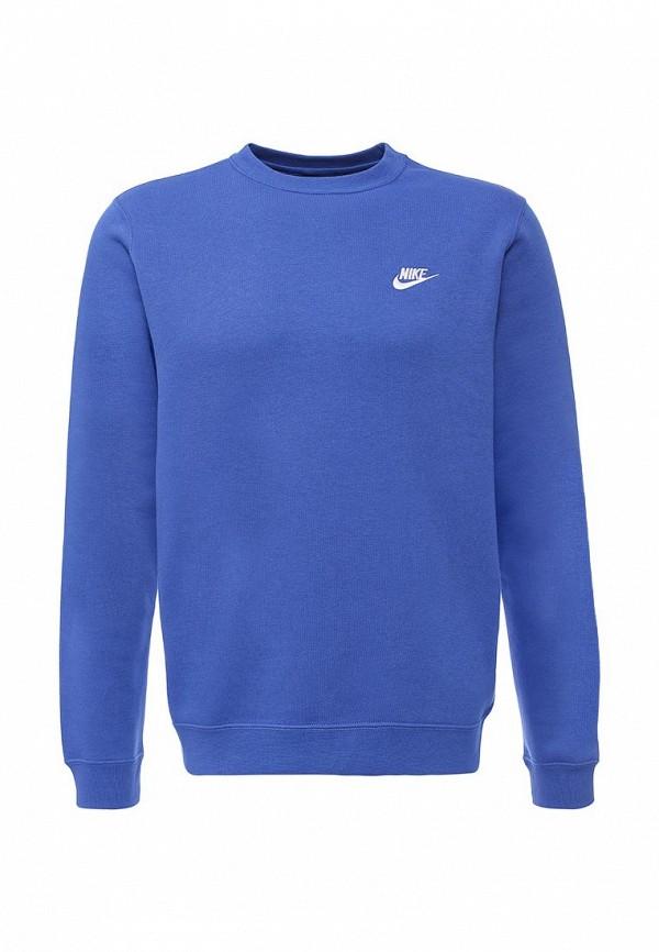 Флисовая толстовка Nike (Найк) 804340-480