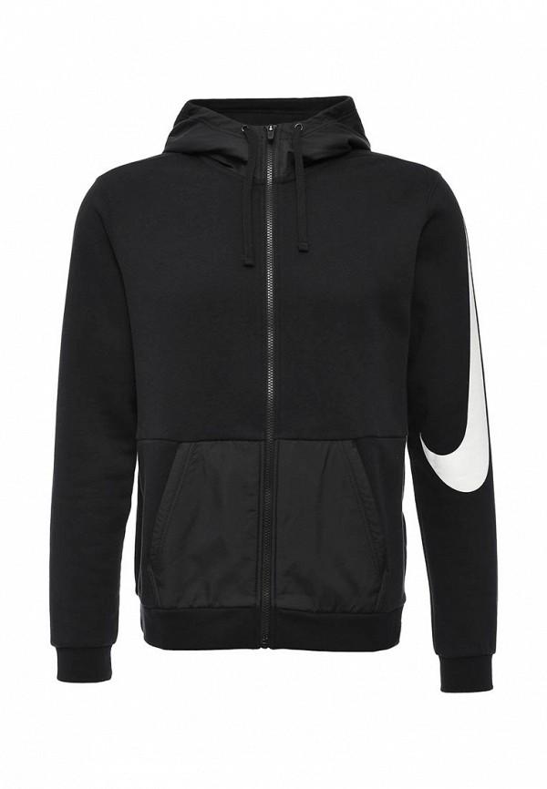 Флисовая толстовка Nike (Найк) 804714-010