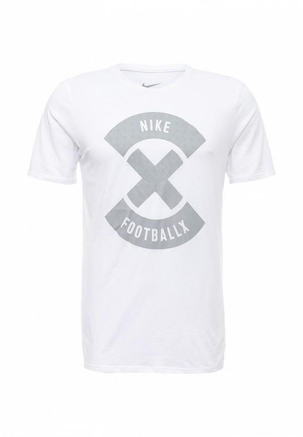 Футболка с надписями Nike (Найк) 806481-100