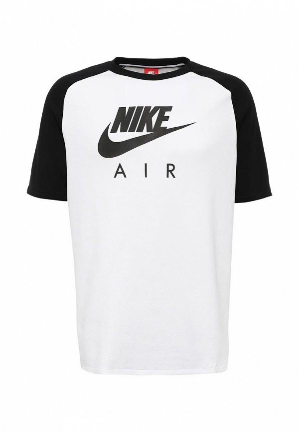Футболка с надписями Nike (Найк) 807257-100