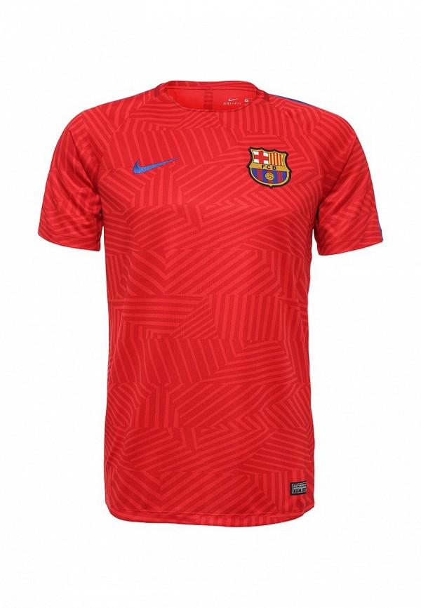 Футболка спортивная Nike FCB M NK DRY TOP SS SQD GX