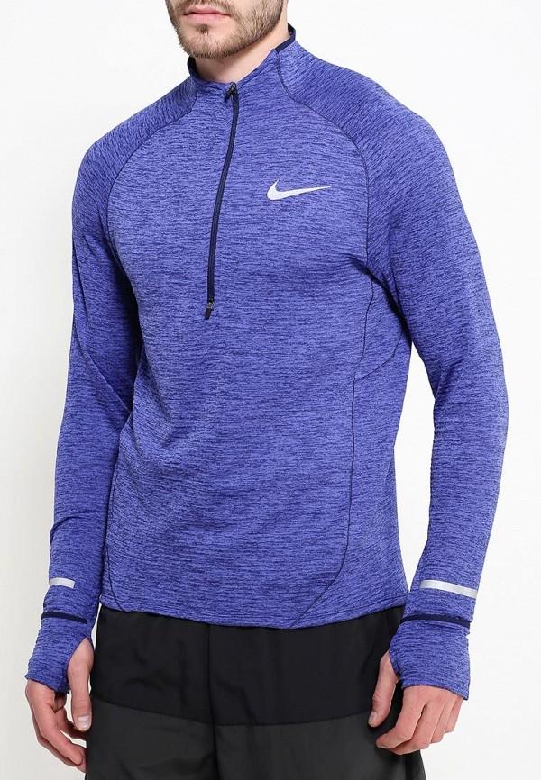 Лонгслив спортивный Nike Nike NI464EMPKP98 топ спортивный nike nike ni464ewugz12