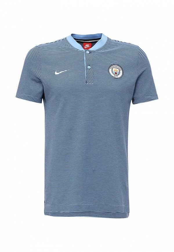 Поло Nike Nike NI464EMRZA37 поло nike цвет голубой размер m