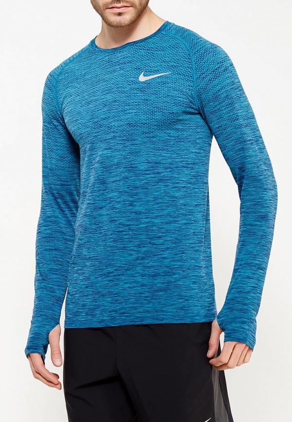 Лонгслив спортивный Nike Nike NI464EMUGM12 топ спортивный nike nike ni464ewugz12