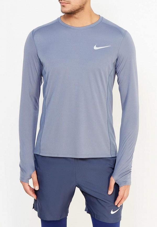 Лонгслив спортивный Nike Nike NI464EMUGM17 топ спортивный nike nike ni464ewugz12