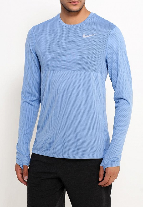Лонгслив спортивный Nike Nike NI464EMUGO41 топ спортивный nike nike ni464ewugz12