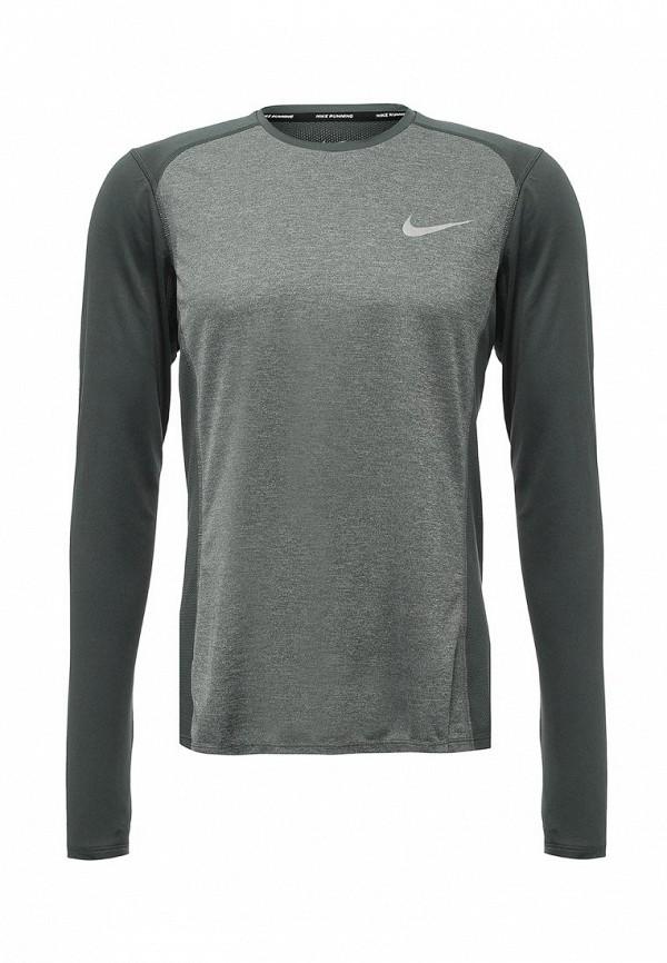 Лонгслив спортивный Nike Nike NI464EMUGO43 лонгслив спортивный nike nike ni464emugo43