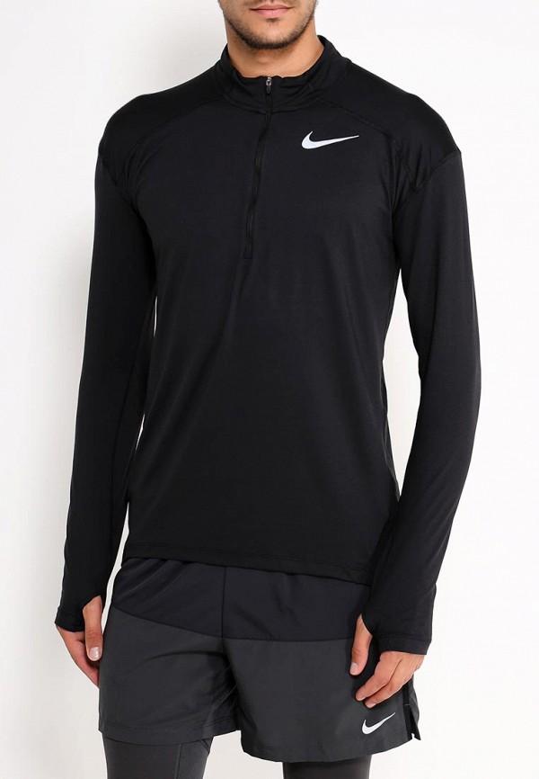 Лонгслив спортивный Nike Nike NI464EMUGP44 топ спортивный nike nike ni464ewugz12