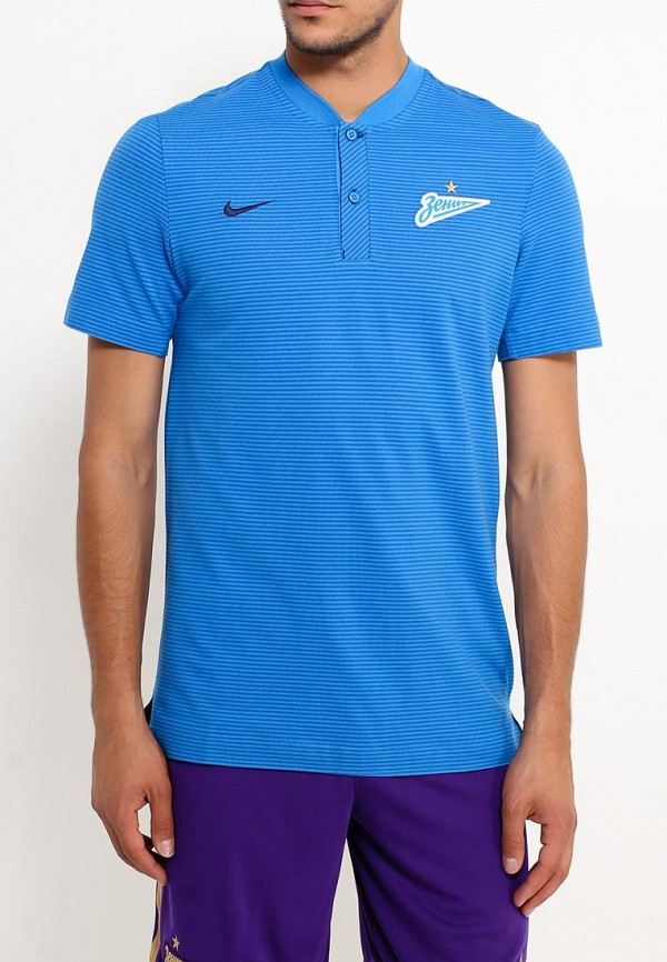 Поло Nike Nike NI464EMUGQ90 поло nike цвет голубой размер m