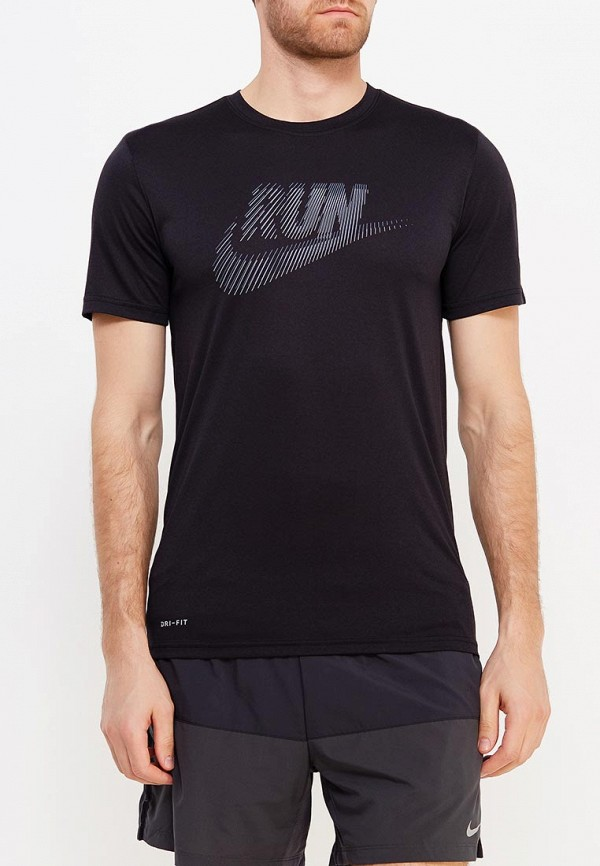Футболка спортивная Nike Nike NI464EMUGR21