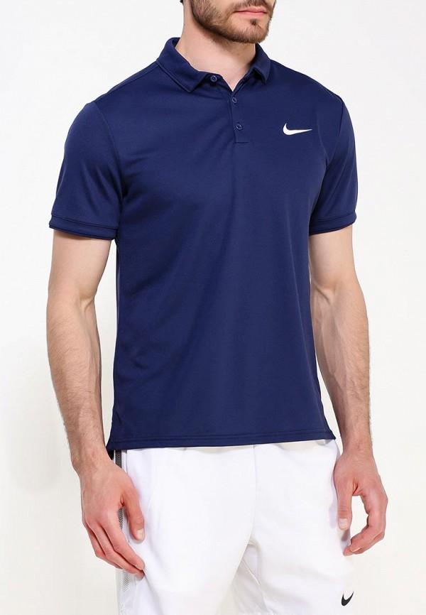 Поло Nike Nike NI464EMUGS61 nike nike mercurial lite