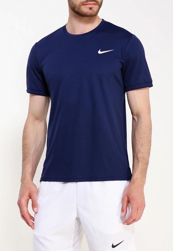 Футболка спортивная Nike Nike NI464EMUGS65 футболка спортивная nike nike ni464emugr73