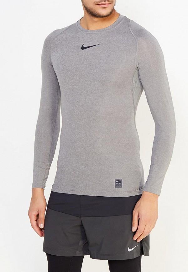 Лонгслив компрессионный Nike Nike NI464EMUGU42