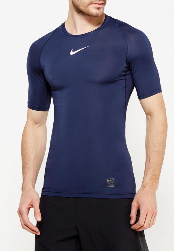 Футболка спортивная Nike Nike NI464EMUGU49 сумка спортивная nike nike ni464bwrym11