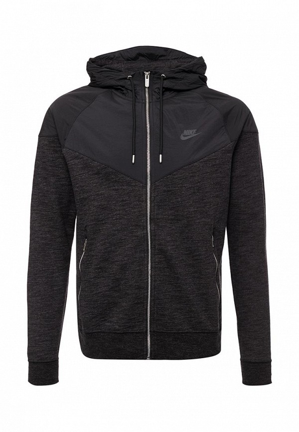Толстовка Nike Nike NI464EMUGV24 толстовка свитшот dc rebel block dark indigo
