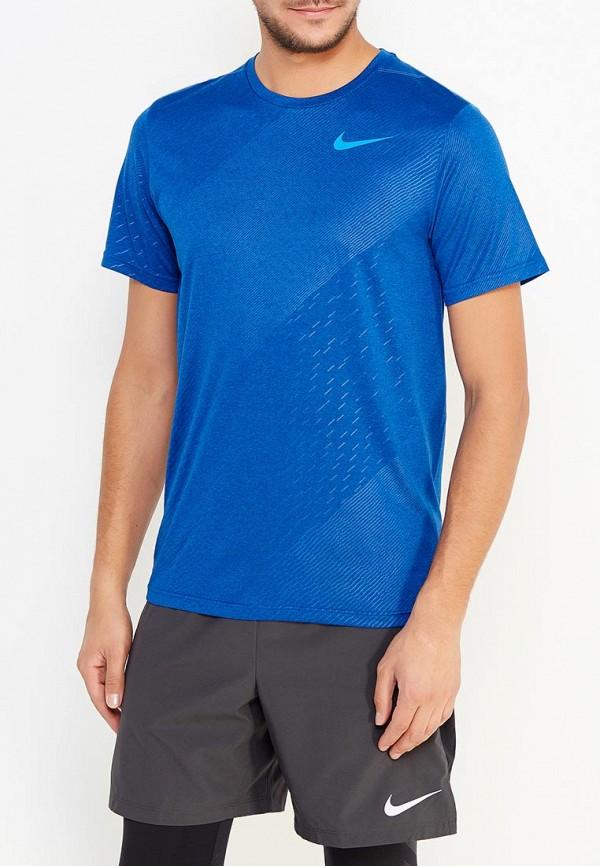 Футболка спортивная Nike Nike NI464EMUGX08 футболка nike nike ni464emryw01
