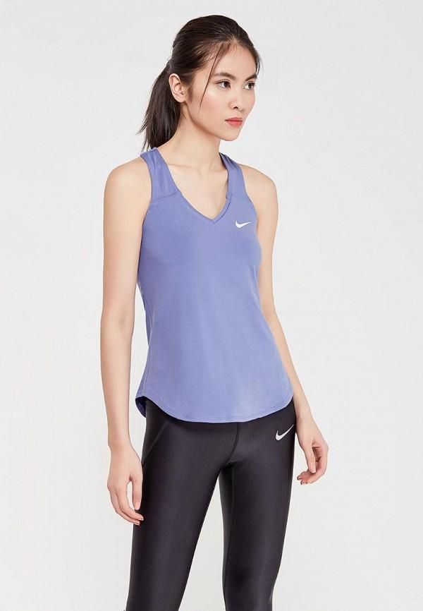 Майка спортивная Nike Nike NI464EWAADP8 сумка спортивная nike nike ni464bwrym11