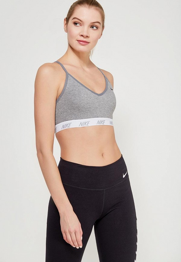 Топ спортивный Nike Nike NI464EWAADW4 топ спортивный nike nike ni464ewjfx57