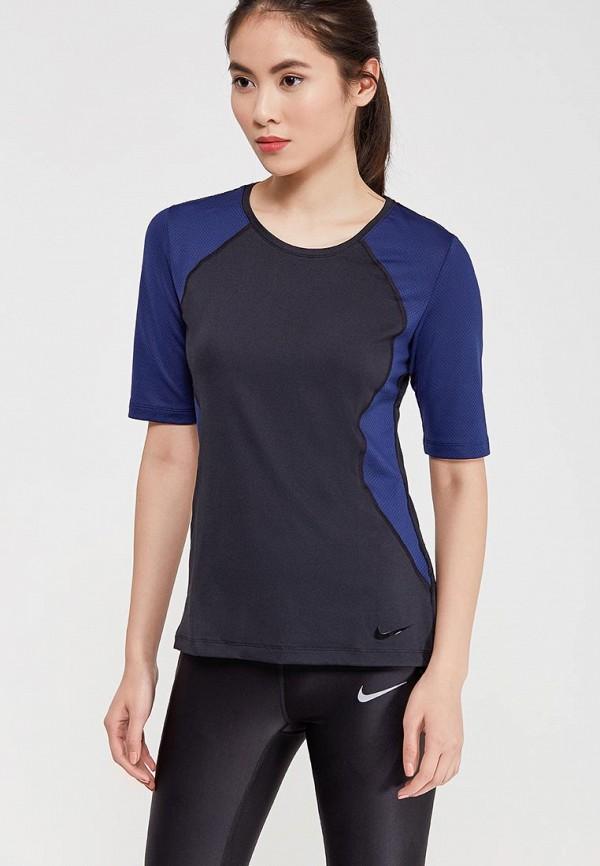 Футболка спортивная Nike Nike NI464EWAAER3 сумка спортивная nike nike ni464bwrym11