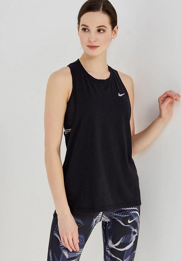 Майка спортивная Nike Nike NI464EWAAET7 сумка спортивная nike nike ni464bwrym11