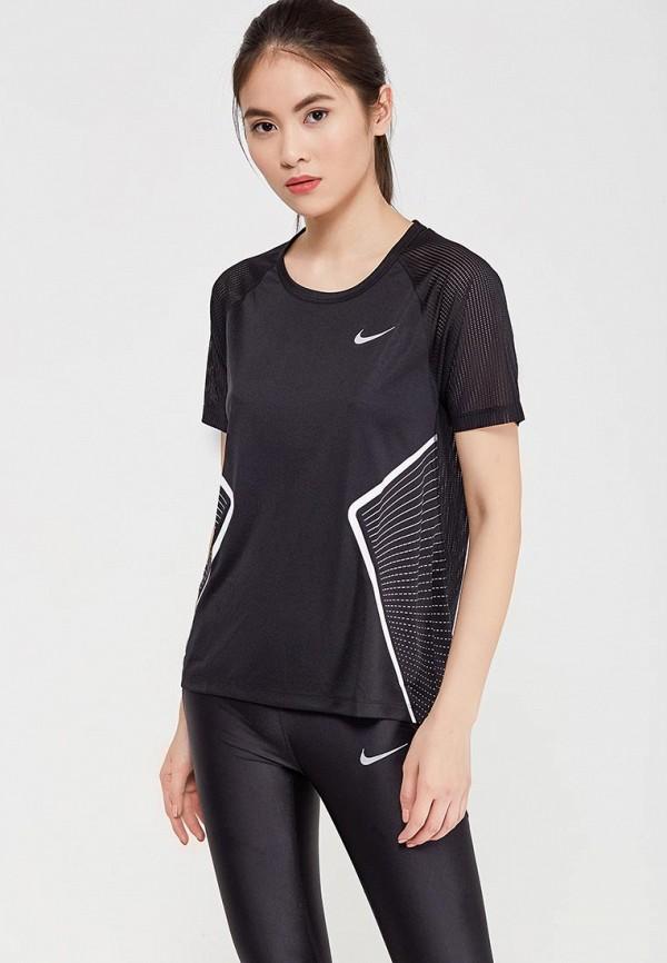Футболка спортивная Nike Nike NI464EWAAEV2 сумка спортивная nike nike ni464bwrym11