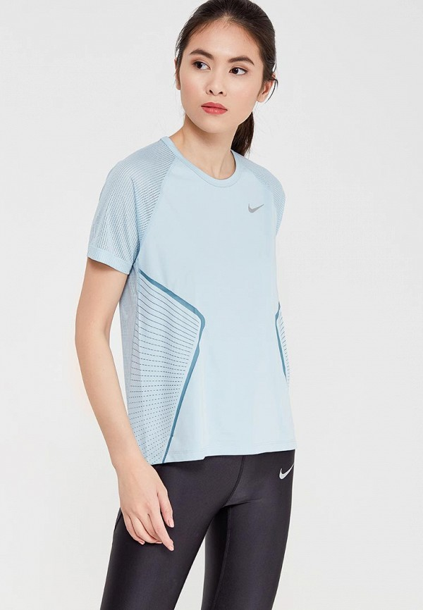 Футболка спортивная Nike Nike NI464EWAAEV4 сумка спортивная nike nike ni464bwrym11
