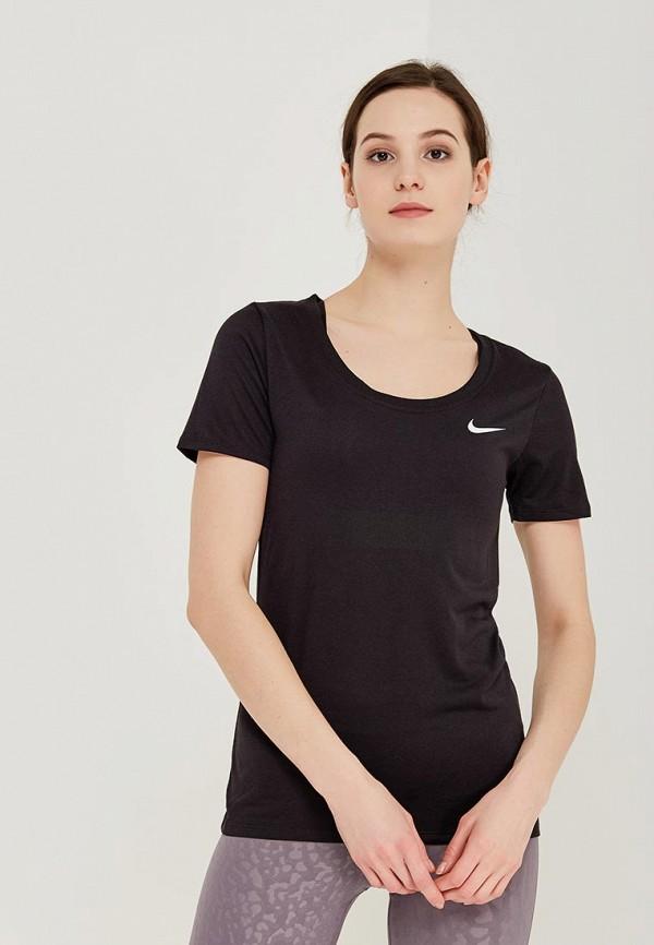 Футболка спортивная Nike Nike NI464EWAAFG0 сумка спортивная nike nike ni464bwrym11