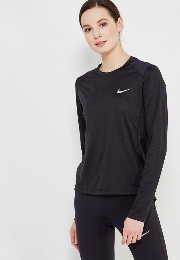 Лонгслив спортивный Nike Nike NI464EWAAFG1 топ спортивный nike nike ni464ewugz12