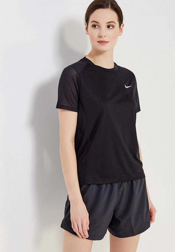 Футболка спортивная Nike Nike NI464EWAAGE3 сумка спортивная nike nike ni464bwrym11